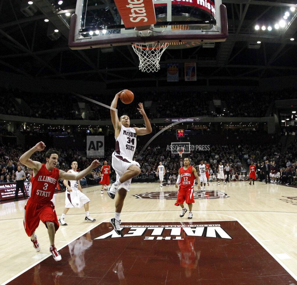 Missouri States Mentor Basketball