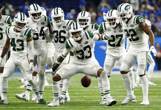 Jets Lions Football