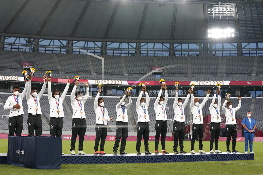 Tokyo Olympics Rugby