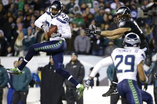 APTOPIX Seahawks Eagles Football