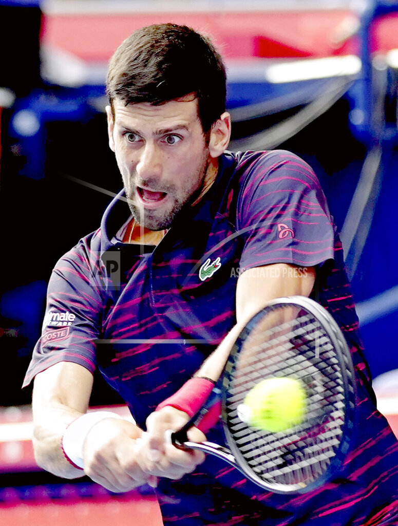 Tennis player Novak Djokovic tests positive for Coronavirus