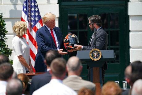 Trump NASCAR