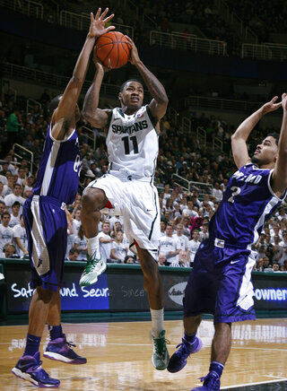 Keith Appling, Kevin Bailey, Alec Wintering