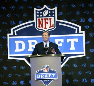 NFL Draft Dallas Football