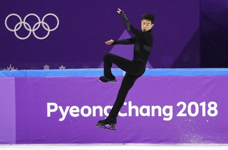 Pyeongchang Olympics Figure Skating Men