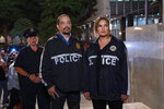 This image released by NBC shows Ice T as Sergeant Odafin