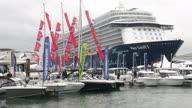 (HZ) UK Brexit Boat Show