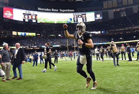 Steelers Saints Football