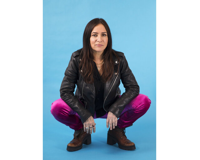 In this March 4, 2020 photo, actress Pamela Adlon poses for a portrait in New York to promote her series