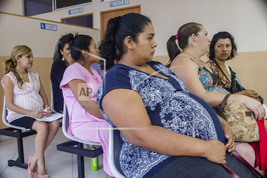El Salvador Zika Virus Rich and Poor