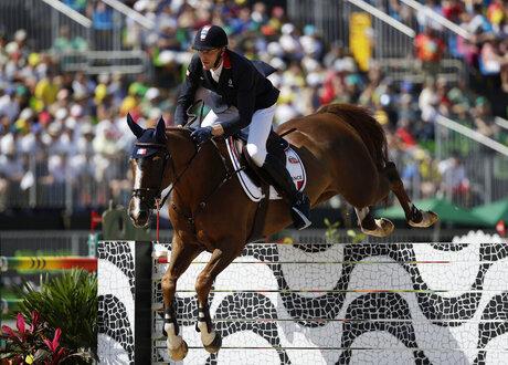 Rio Olympics Equestrian
