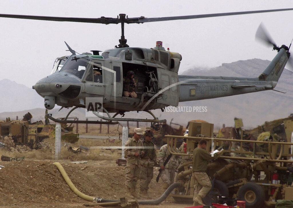 Associated Press International News Afghanistan AFGHANISTAN MILITARY