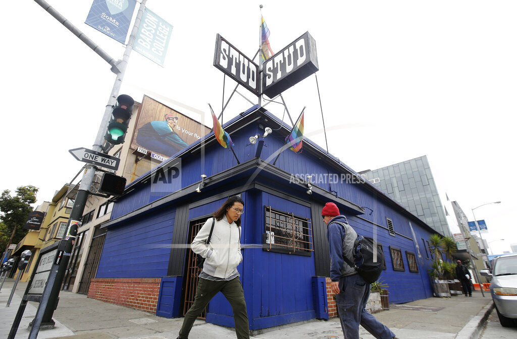 Gay Bar Rent Hike