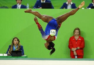 Rio Olympics Artistic Gymnastics Apparatus