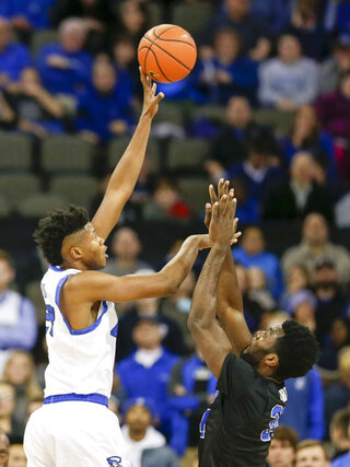 Ikenna Smart, Justin Patton