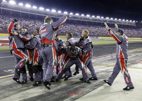 NASCAR Charlotte Auto Racing