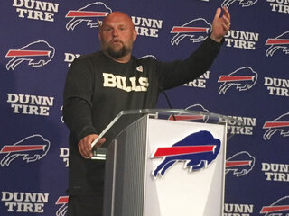 Bills Daboll Football