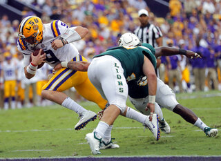 SE Louisiana LSU Football