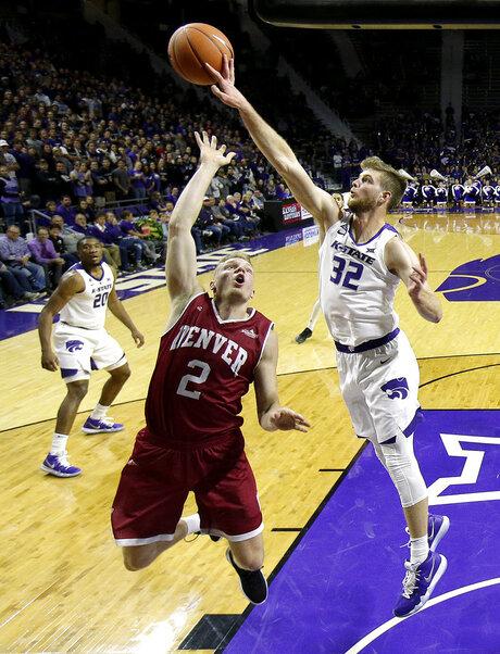 Denver Kansas St Basketball