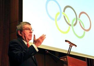 Greece Bach Rio Olympics