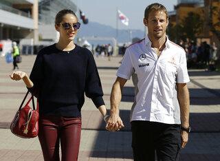 F1 Button Burgled