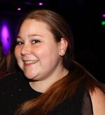 This April 19, 2018, photo provided by Living Resources Corporation shows Amanda Rivenburg. Rivenburg was killed when a limousine she was riding in crashed Saturday, Oct. 6, in Schoharie, N.Y. (Cathi Butryn/Living Resources Corporation via AP)