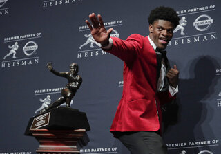 ACC Heisman Bump Football