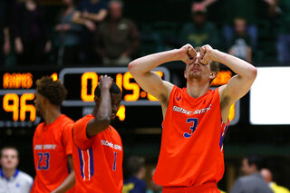 Colorado State Boise State Basketball