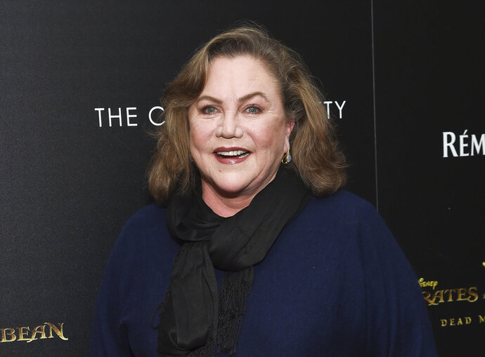 FILE - In this May 23, 2017, file photo, actress Kathleen Turner attends a special screening of