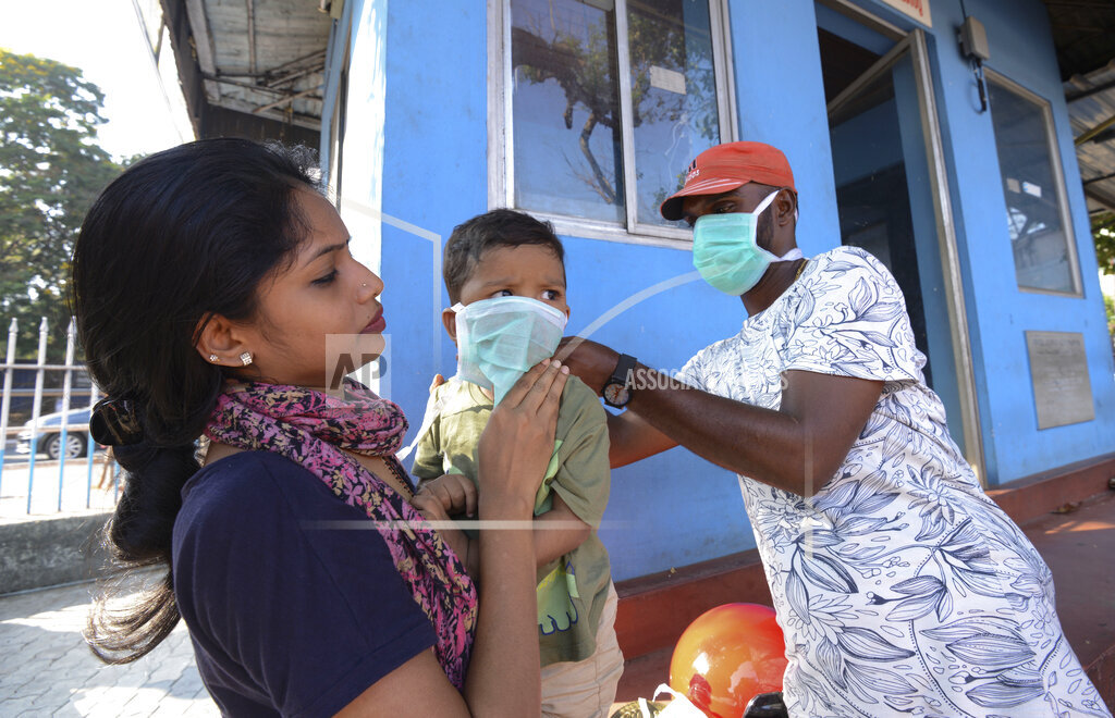 India China Outbreak