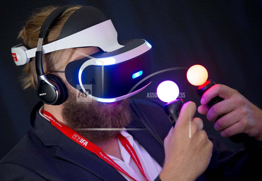 TEC Virtual Reality-Promise or Hype