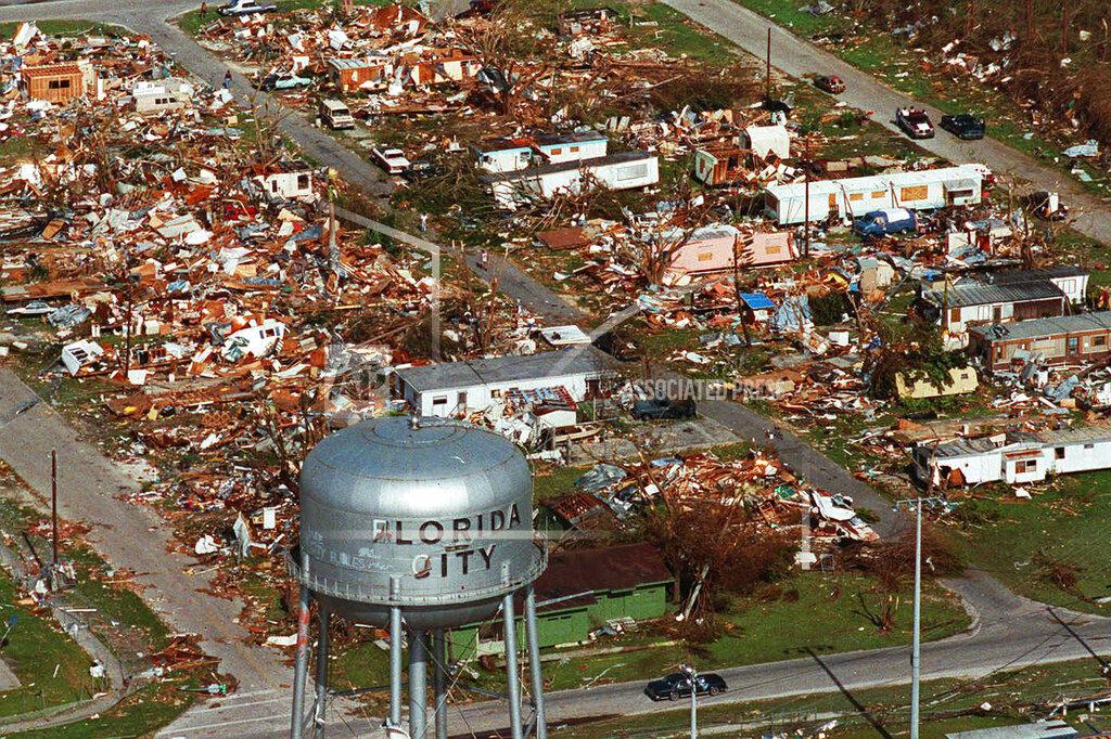 Hurricane Andrew Homestead