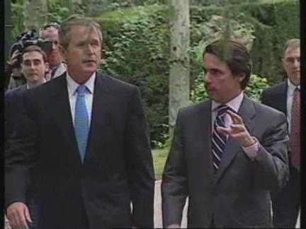 GNS: Spain Bush Presser