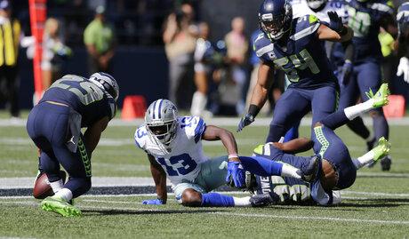 Cowboys Seahawks Football