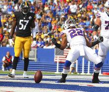 Bills Jackson Football
