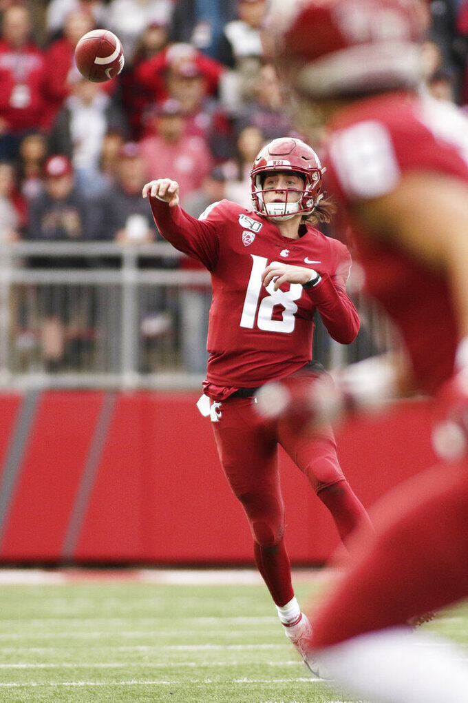 Washington State offense missing in recent Apple Cup games