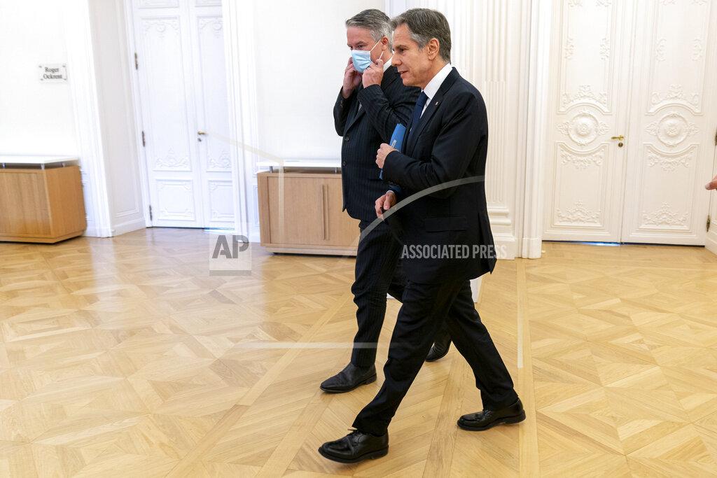 US France Blinken