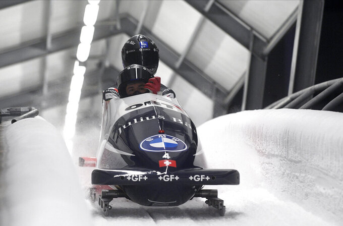 Luge federation calls off plans to race in China this season
