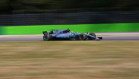 Italy F1 GP Auto Racing