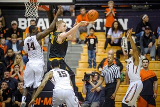 Arizona St Oregon St Basketball