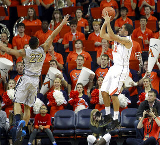 George Washington Virginia Basketball