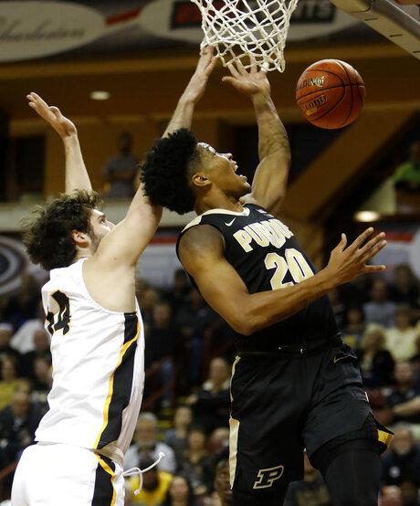 Purdue Appalachian State Basketball