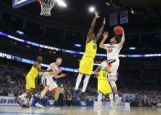 NCAA UNC Wilmington Virginia Basketball