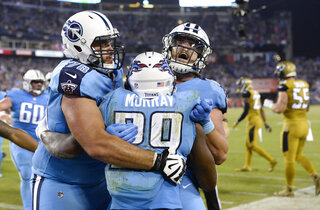 DeMarco Murray, Jack Conklin, Phillip Supernaw