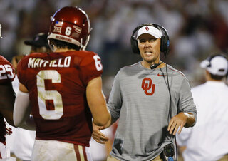 Lincoln Riley, Baker Mayfield