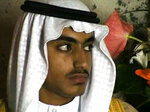 FILE - In this image from video released by the CIA on Nov. 1, 2017, Hamza bin Laden is shown at his wedding. Years after the death of his father at the hands of a U.S. Navy SEAL raid in Pakistan, Hamza bin Laden finds himself clearly in the crosshairs of world powers. The U.S. has put up to a $1 million bounty for him. The U.N. Security Council has named him to a global sanctions list, sparking a new Interpol notice for his arrest. His home country of Saudi Arabia has revoked his citizenship. (CIA via AP, File)