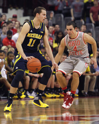 Nik Stauskas, Aaron Craft