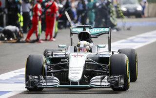 Belgium F1 GP