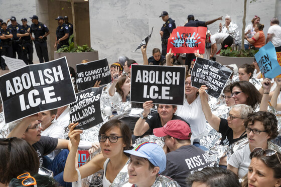 Democrats Politics of ICE