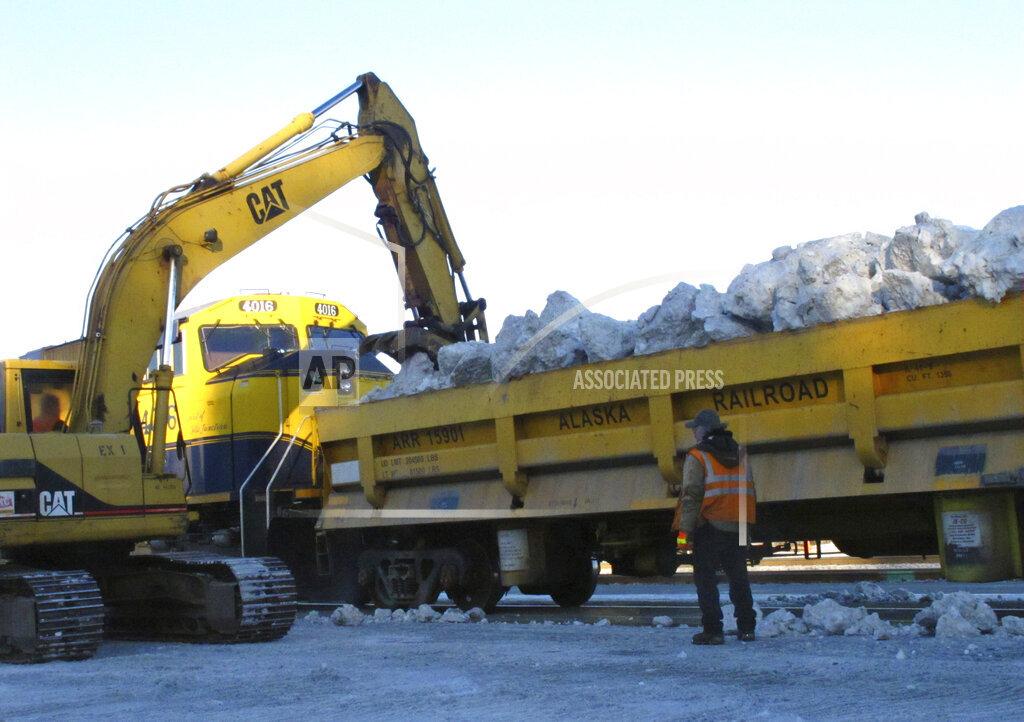 Iditarod Snow Train